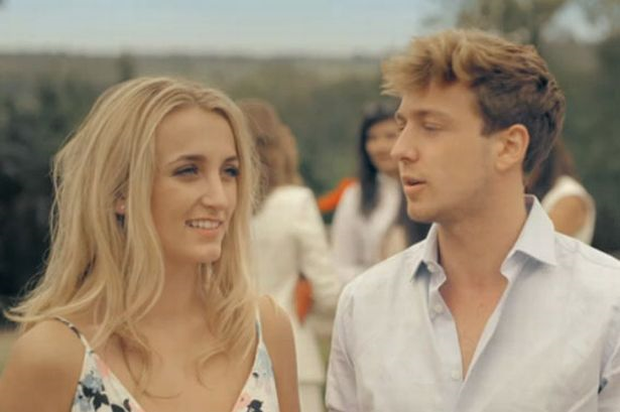 Tiffany and Sam on Made in Chelsea, E4