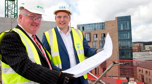 Cork and Dublin are to benefit from a €200m deal to increase student resident accommodation in both cities.