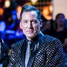 Judge Julian Benson on RTE's Dancing with the Stars Pic credit: kobpix