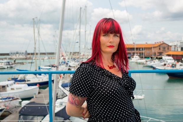 Suzanne Harrington has been on antidepressants for eight years now and has never looked back