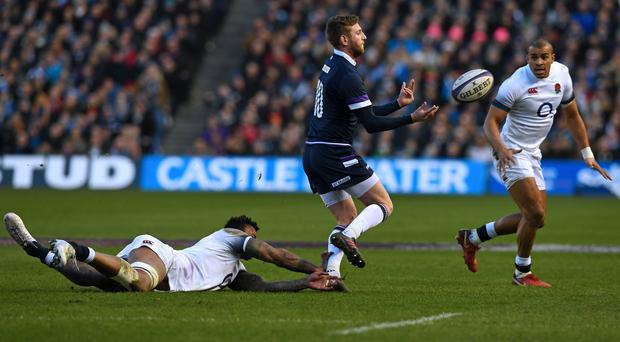 John Hardie back in Scotland fold after ban for alleged cocaine use