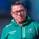 Connacht coach Kieran Keane. Photo: Sportsfile