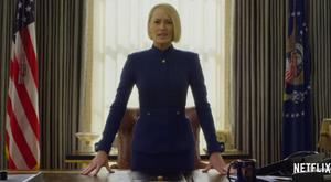 Robin Wright takes centre stage in trailer for House of Cards season 6