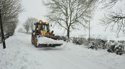 Storm Emma caused significant disruption last spring