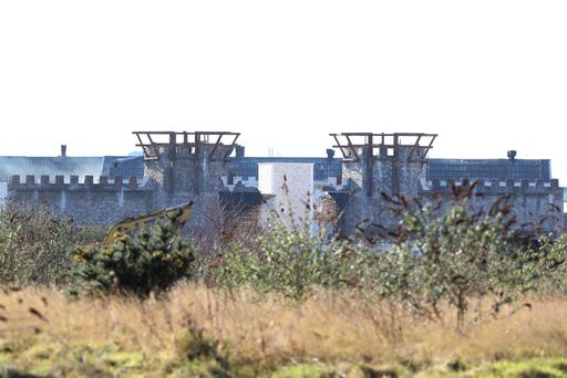 Belfast Telegraph Sunday Life Game of thrones set at the Docks Belfast. Picture Colm O'Reilly Sunday Life