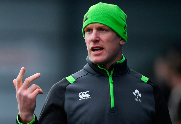 Paul O'Connell: Stade Francais name former Ireland captain as forwards coach