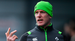 Former Ireland captain Paul O'Connell is off to France