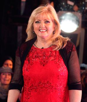 Linda Nolan who has said she has chosen the songs she wants played at her funeral after being diagnosed with cancer for a second time. Photo: Yui Mok/PA Wire