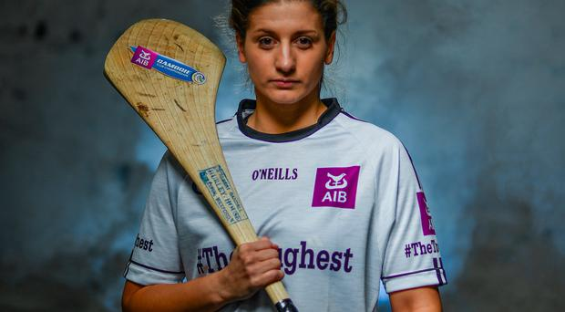 St. Martins and Wexford star Mags Darcy