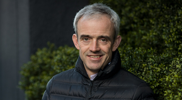 Ruby Walsh makes winning return to action in Thurles