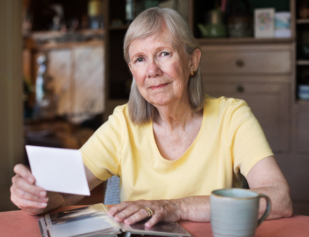 Telltale signs: Impairment in the ability to perform day-to-day tasks is a core diagnostic criterion for dementia (stock picture)