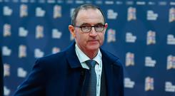 John Giles urges Martin O'Neill to embrace a new era with Ireland. Photo: Sportsfile
