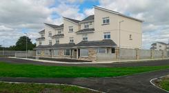 The Aisling estate in Ennis, Co Clare has been completed by Nama after it was abandoned following the 2008 crash