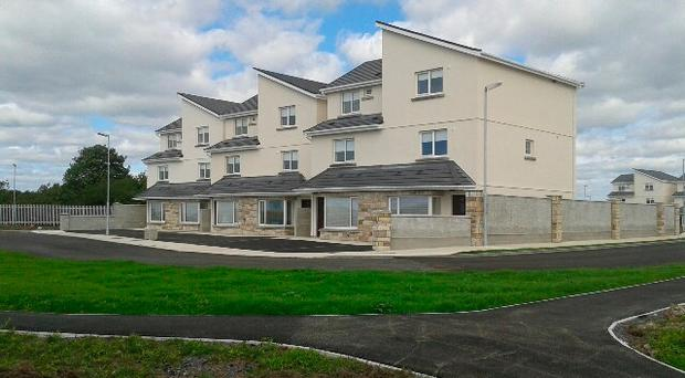 Almost 670 homes are complete but empty in unfinished housing estates across the country - with the Department of Housing saying that there is no demand for social units in these areas.
