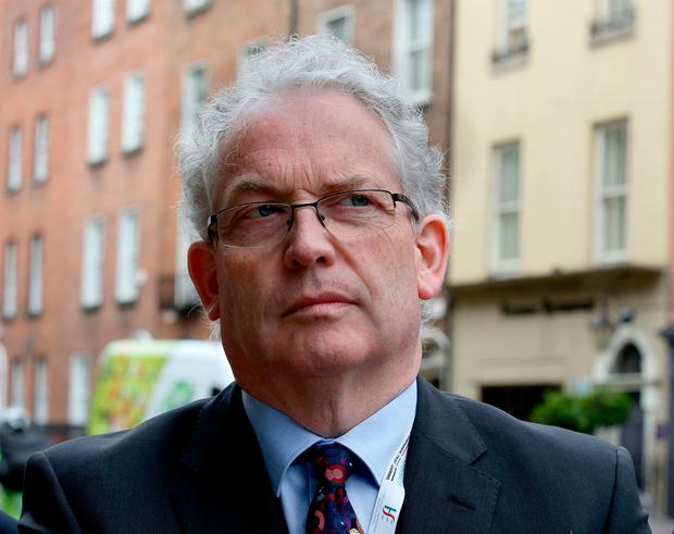 Tony O'Brien is stepping down after six years at the HSE