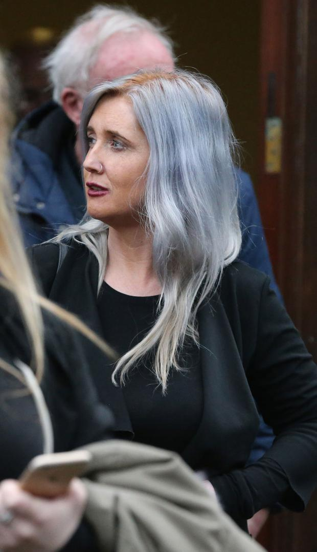 Mary Bermingham begged for her family's lives at crash scene. Photo: Patrick Browne