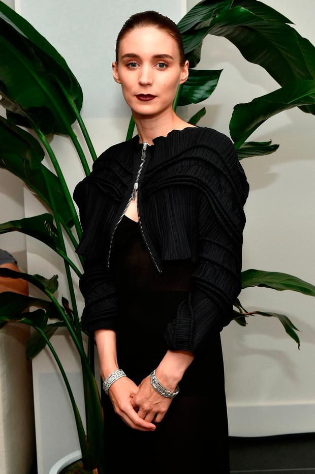 Actor Rooney Mara