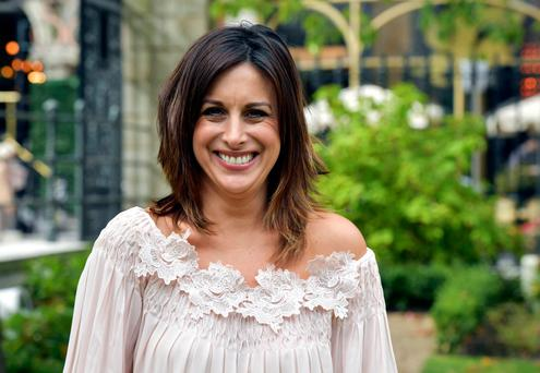 Lucy Kennedy in 2017