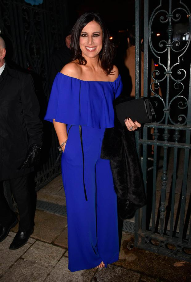 Lucy Kennedy at the Xpose Benefit Awards 2018