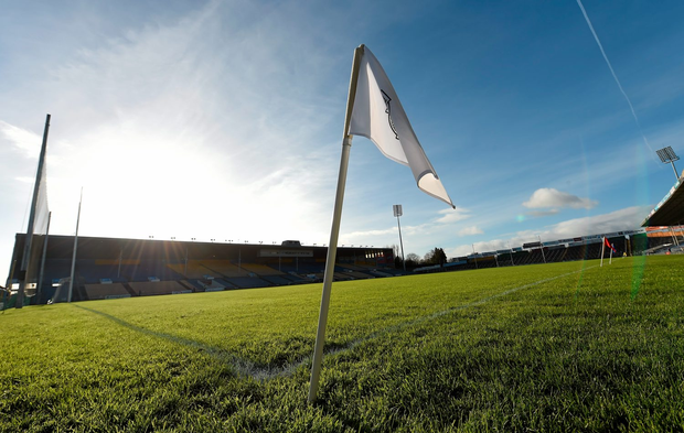 'Dublin, who host Kerry in Croke Park, and Galway, who play Monaghan in Pearse Stadium, have both won their first four games, leaving them two points ahead of Monaghan and four clear of Kerry' (stock photo)