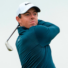 Rory McIlroy Photo: Oliver McVeigh/Sportsfile