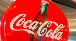 Coca-Cola plans to launch it's first ever alcoholic drink, in Japan. Photo: AFP/Getty Images