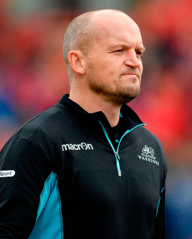 Scotland head coach Gregor Townsend Photo: Sportsfile