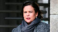 Sinn Féin President Mary Lou McDonald. Photo: Frank McGrath