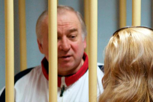 Double agent Sergei Skripal pictured back in 2006. Photo: Getty Images