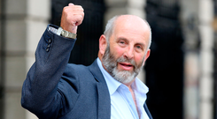 Danny Healy-Rae has warned against electric vehicles in Kerry. Photo: Tom Burke
