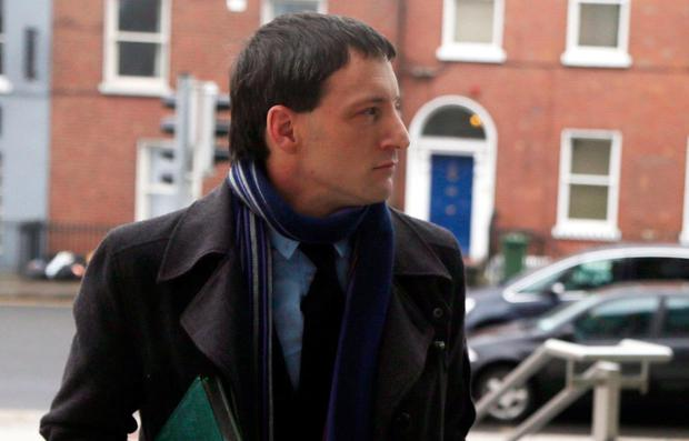 John Tighe denies murder. Photo: Collins Courts