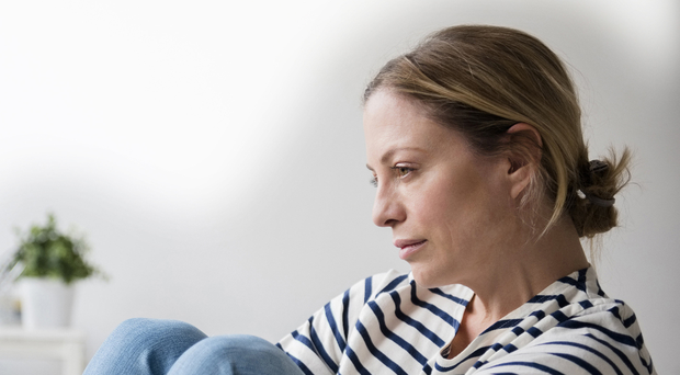 Abuse: Women need to recognise the red flags for themselves (stock picture)
