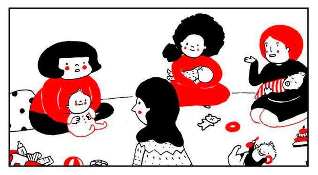 Philippa Rice is a comics artist and animator based in Nottingham