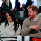 Prince Harry and Meghan Markle take part in an International Women's Day event at Millennium Point in Birmingham, to encourage young women to pursue careers in science, technology, engineering and maths (Stem) subjects