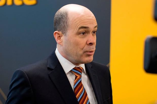Communications Minister Denis Naughten. Photo: True Media