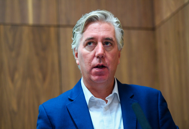 FAI CEO John Delaney. Photo: Sportsfile