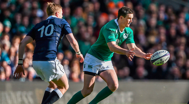 Sexton savours Irish Six Nations title win