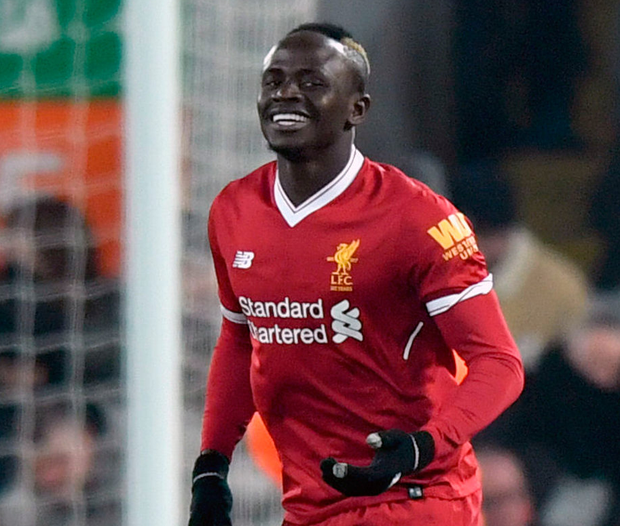 Sadio Mane happy at Liverpool despite Real Madrid rumours