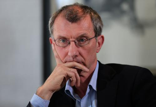 Save the Children chief executive Kevin Watkins. Photo: PA