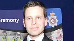 Detective Sergeant Nick Bailey. Photo: Getty Images