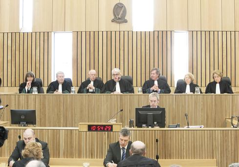 Decision: The Supreme Court ruling last week allowed the Cabinet to confirm the wording of the referendum on the Eighth Amendment