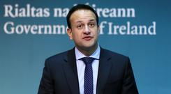 Leo Varadkar. Photo: INM