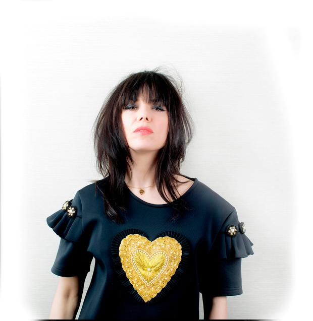 Big-hearted: Imelda May. Picture By David Conachy.