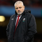 Warren Gatland publicly questioned the wisdom of selecting Dan Biggar at outhalf against Ireland. Photo: Getty Images