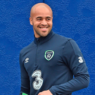 Darren Randolph of Republic of Ireland during squad training at NY Red Bulls Training Facility in Whippany, New Jersey, USA. Photo: Sportsfile