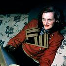 Novelist Daphne du Maurier pictured in 1947