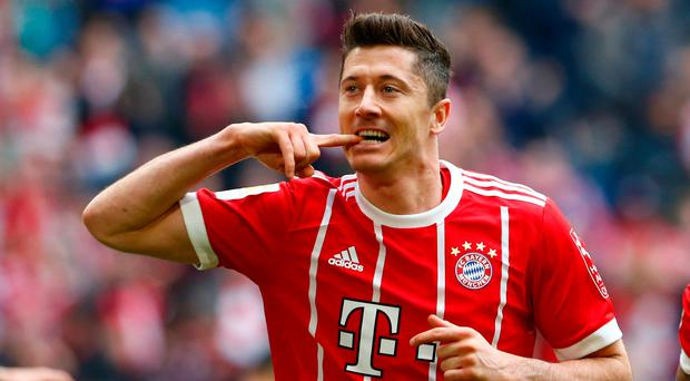 Man Utd leading Chelsea, Real in race for £90m Bayern hitman