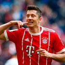 Robert Lewandowski wants to leave Bayern Munich this summer