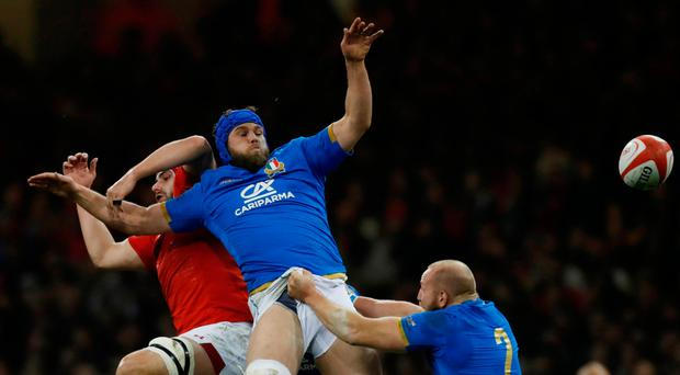 Rugby, Six Nations: Wales beats Italy 38-14 to go second