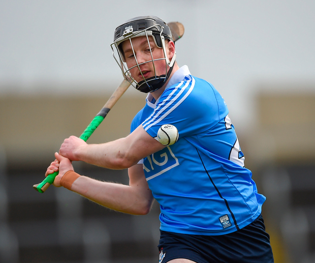 Cian O'Sullivan of Dublin in action. Photo: Sportsfile